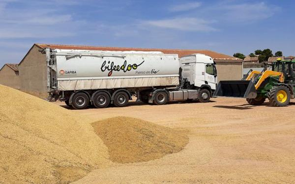 Our organic feed factory is our bet for the future